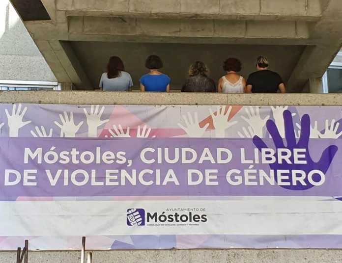 mostoles-violencia-de-genero-dia-de-la-mujer