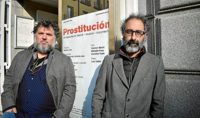 prostitucion andres lima teatro español
