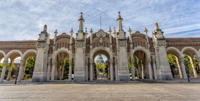 La UCM analizará los restos óseos hallados en el cementerio de La Almudena 1