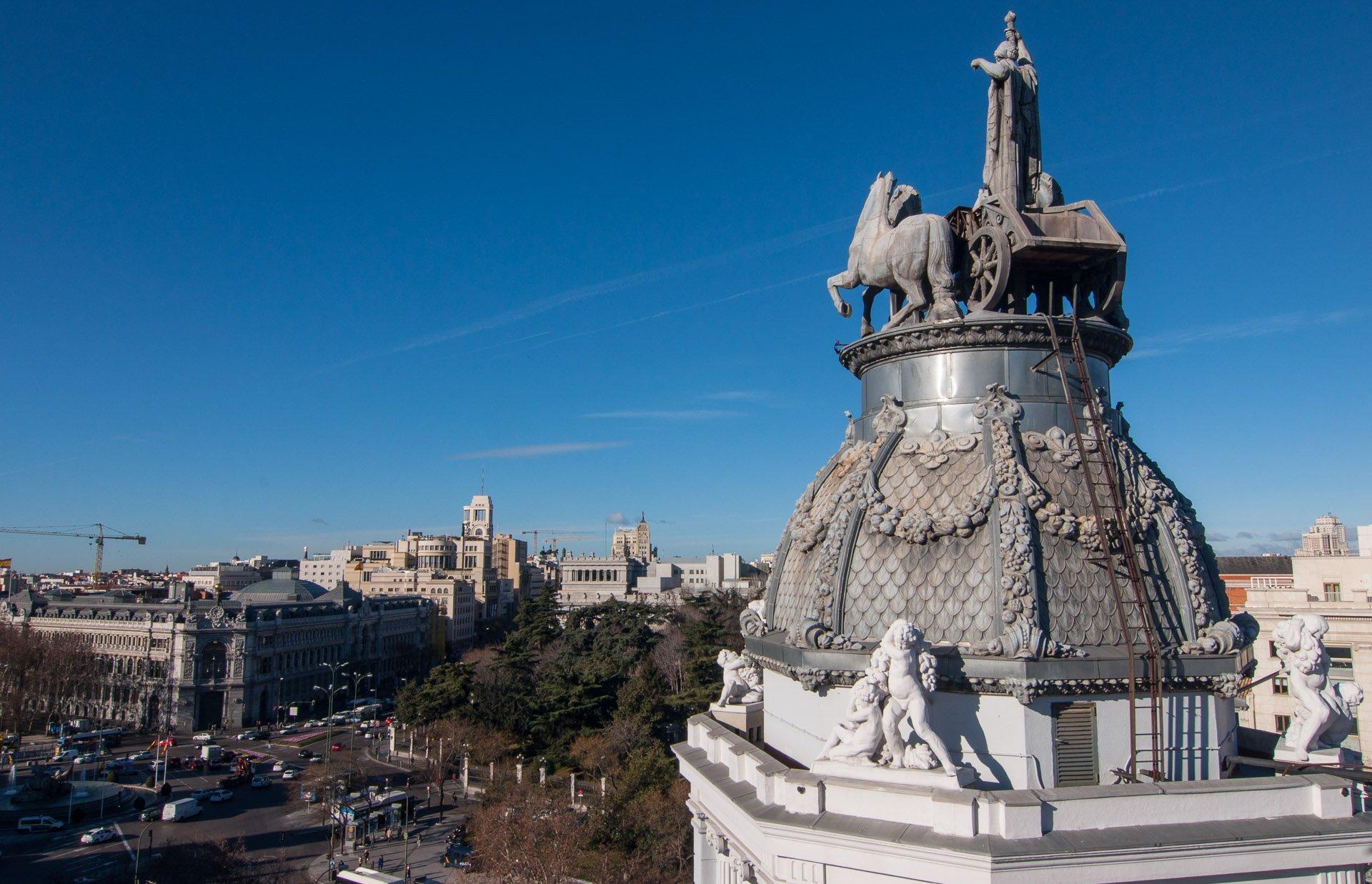 Madrid, líder en la reactivación del turismo urbano europeo 2