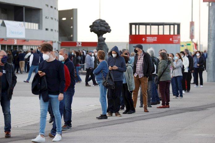 La campaña de inmunización en Madrid podría extenderse a los hospitales 1