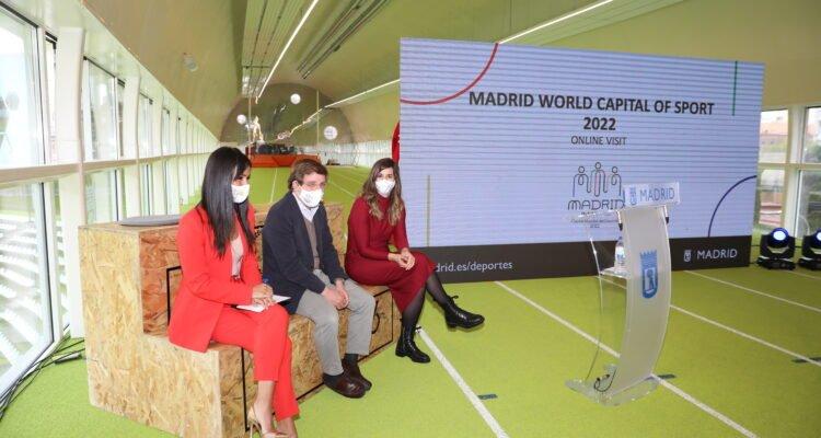 Madrid defiende su candidatura a Capital Mundial del Deporte 2022 4
