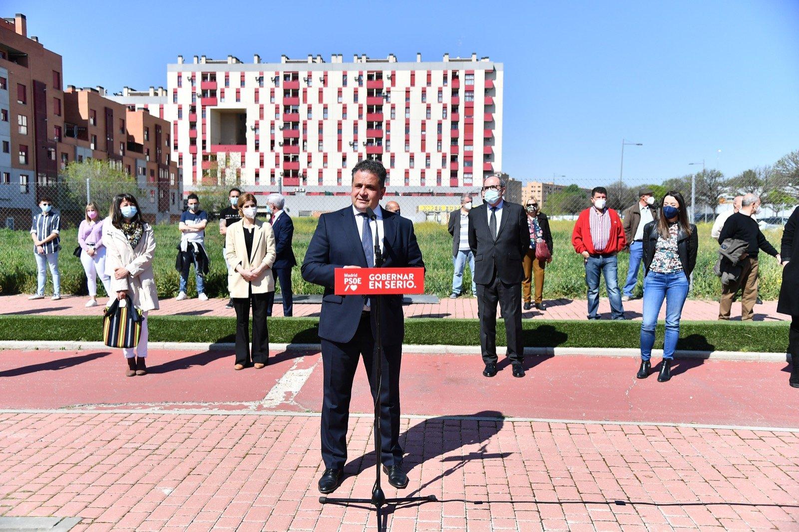 Gabilondo propone un Gobierno sin extremismos y centrado en la recuperación 6