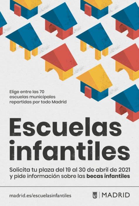 Madrid abre el plazo de inscripción en escuelas infantiles 1
