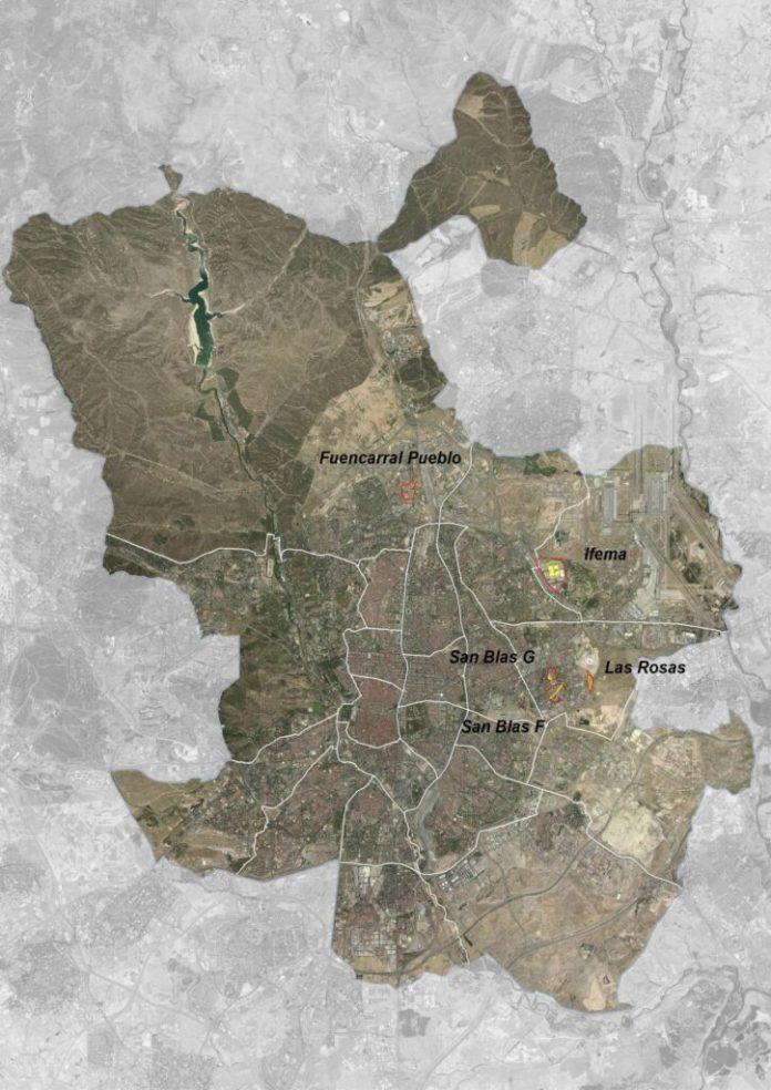 'Madrid isla de color': una propuesta para revitalizar lo social y lo ecológico 1