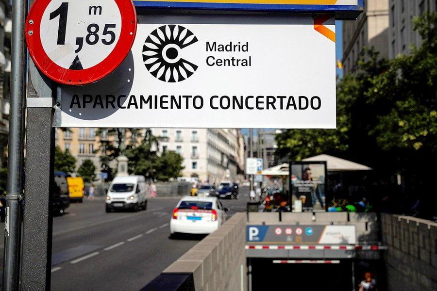 Más Madrid propone ampliar Madrid Central a todo el interior de la M-30 2