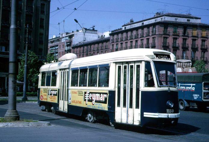 La Comunidad de Madrid celebra los 150 años del tranvía en la capital con una exposición 3