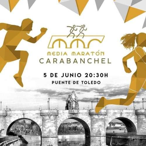 La primera edición de la Media Maratón de Carabanchel se celebrará el 5 de junio 1