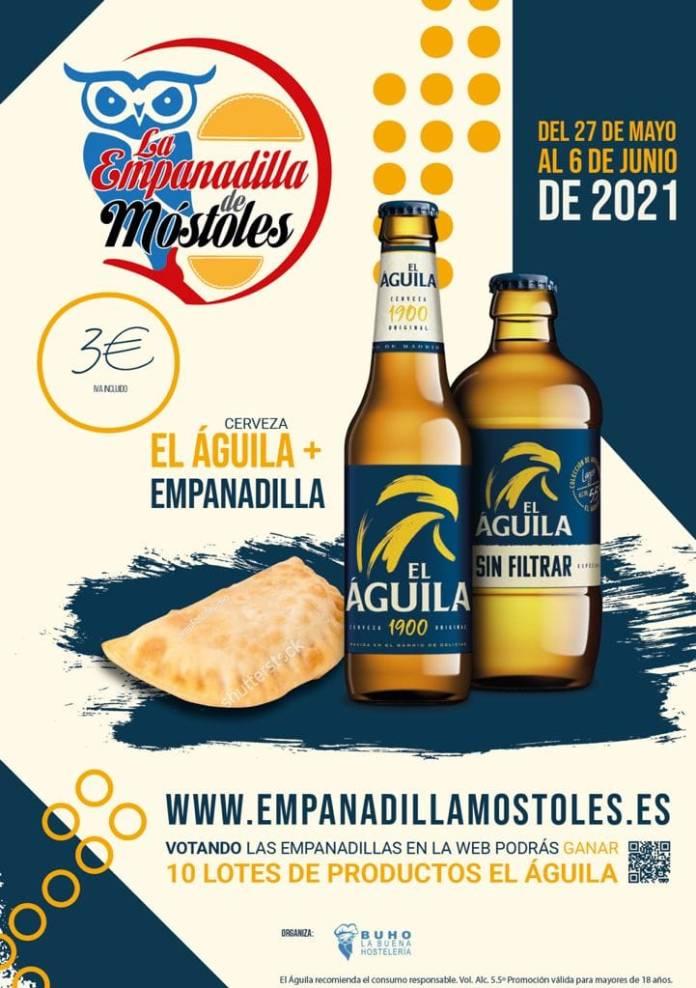 Móstoles celebra la primera ruta de la empanadilla 1