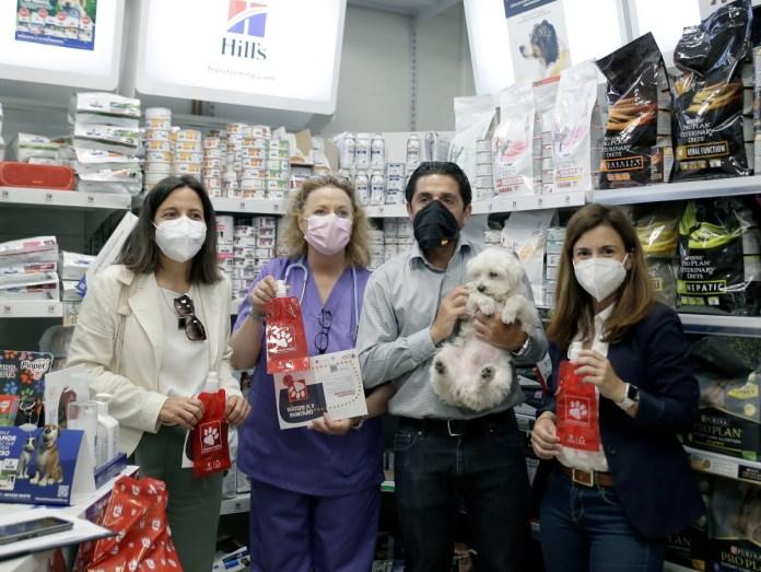 'Sanse Limpio', la campaña para que los dueños de las mascotas mantengan limpia la vía pública 2