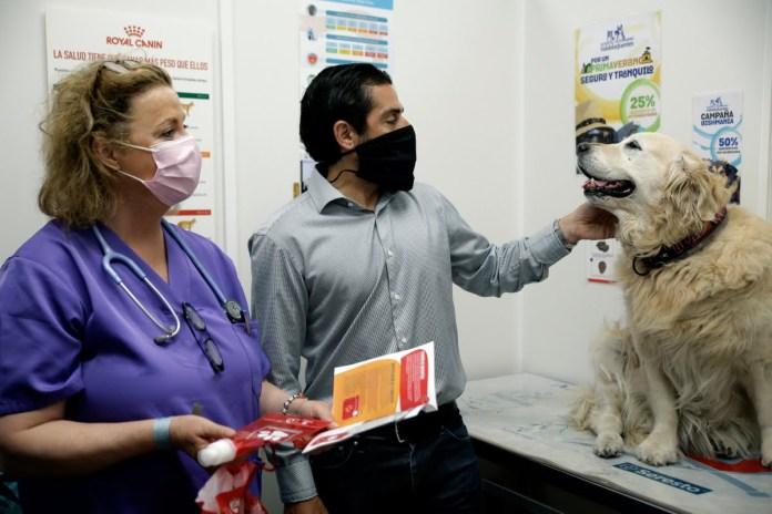'Sanse Limpio', la campaña para que los dueños de las mascotas mantengan limpia la vía pública 1