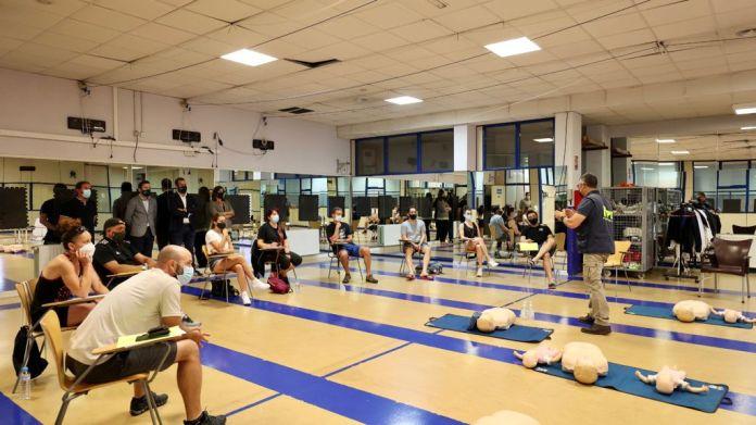 Arroyomolinos dará formación en primeros auxilios a los monitores de escuelas deportivas 1