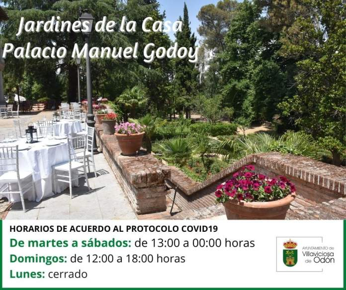 La Casa Palacio Manuel Godoy reabre sus puertas 2