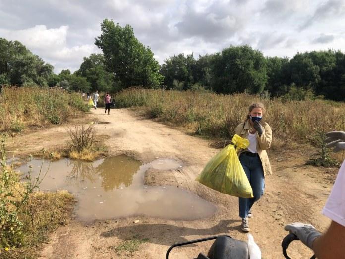600 kilos de residuos en la Ribera del Río Jarama 1