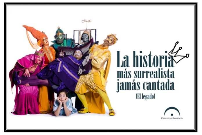 El pasado cobra vida en la nueva obra del Teatro Infanta Isabel 1