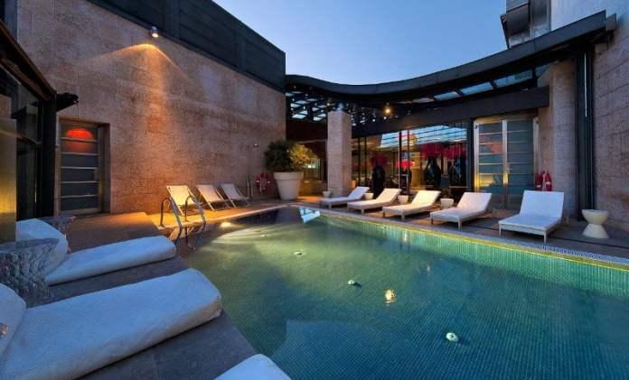 Top 10 de las terrazas con piscina en Madrid 10