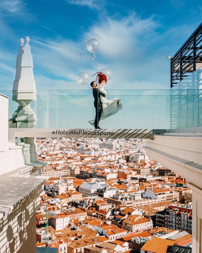Top 10 de las terrazas con piscina en Madrid 3