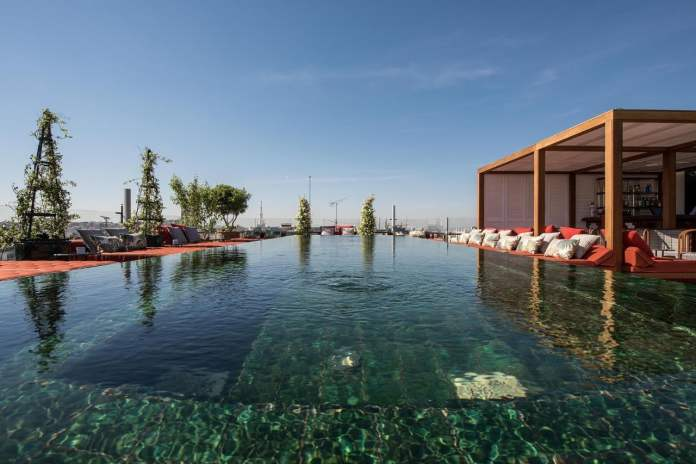 Top 10 de las terrazas con piscina en Madrid 1