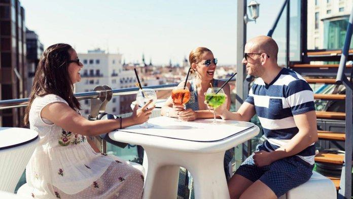 Top 10 de las terrazas con piscina en Madrid 5