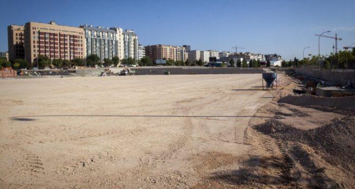 Nuevas instalaciones de rugby en Villa de Vallecas 5