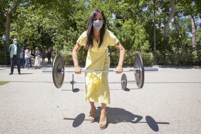Cubo Gym Madrid: el gimnasio portátil de los parques madrileños 3