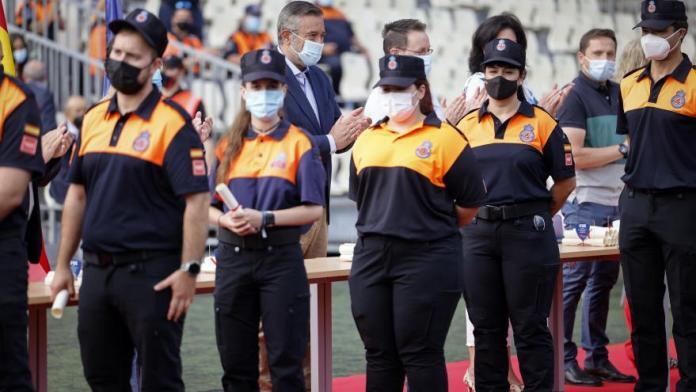 La Comunidad de Madrid refuerza un 17% los efectivos de Protección Civil 2