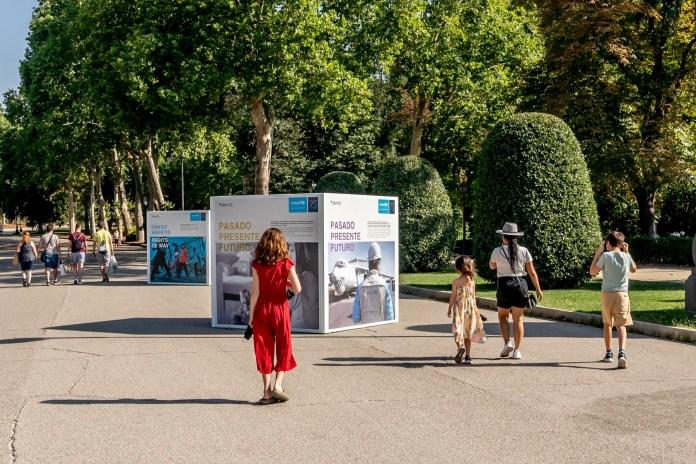 El Retiro conmemora el 75 aniversario de UNICEF 6