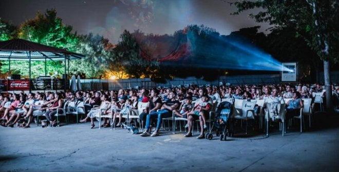 Palomitas en la calle: cines de verano en Madrid 1