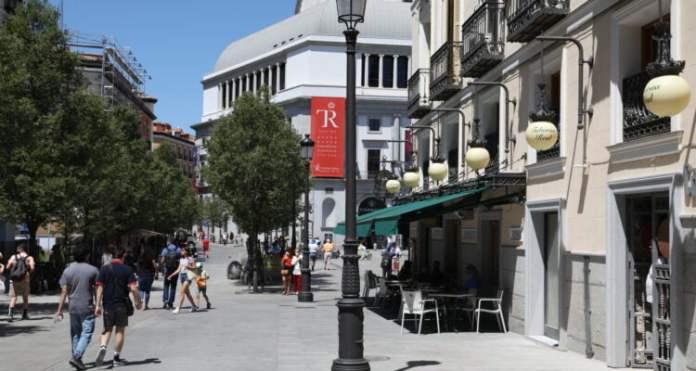 Finalizan las obras de la calle Arenal 6