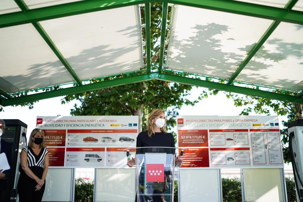 Madrid ofrece ayudas de hasta 9.000 euros para la compra de vehículos sostenibles 1