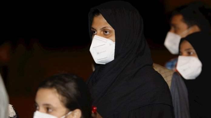 Evacuados afganos llegan a la base de Torrejón: Campamentos y protocolo Covid-19 2