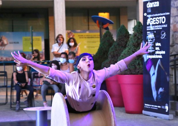 Festival 'GESTO': la danza llega a Torrelodones 1