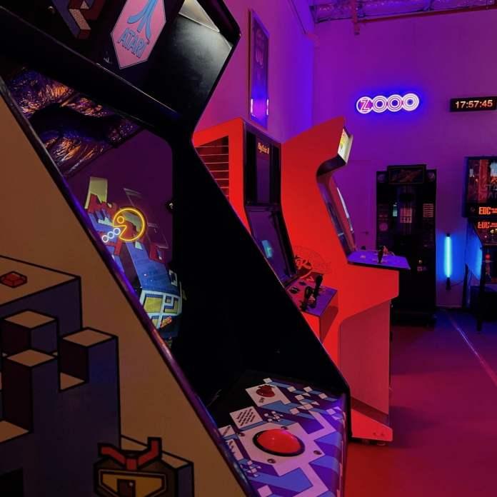 ABC Arcade, la exposición de videojuegos de los 80 3