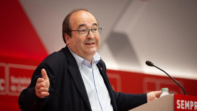 """Iceta: """"El Gobierno actuará si aprecia cualquier irregularidad en la venta de Aníbal Vencedor"""" 1"""