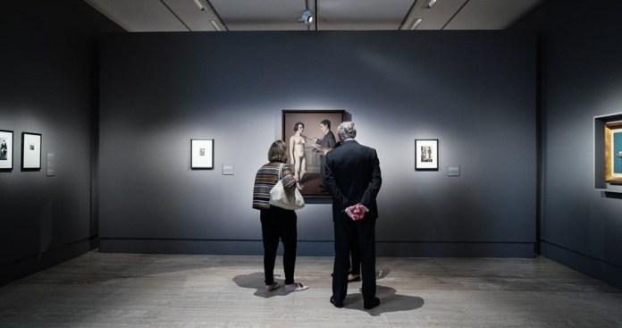 Los trampantojos de René Magritte llegan al Museo Nacional Thyssen-Bornemisza 2