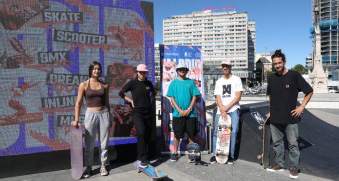 Madrid Urban Sports acerca a los jóvenes las nuevas tendencias urbanas 1