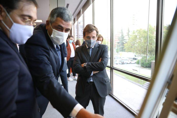 Gobierno y Consistorio garantizan que la sede de la OMT seguirá en Madrid 2