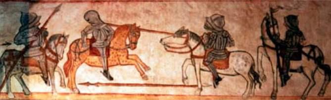 Manzanares El Real será el escenario de combates medievales 1