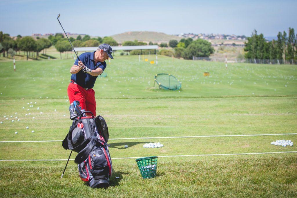 Cinco campos de golf en Madrid para emular a Cabrera 6