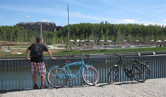 Cinco nuevas Rutas Verdes para recorrer Madrid en bici o a pie 2