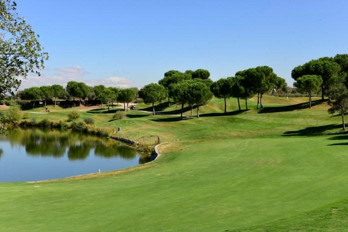Cinco campos de golf en Madrid para emular a Cabrera 4