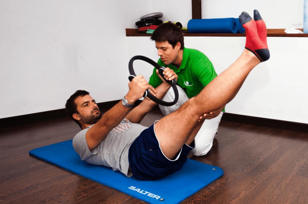 pilates fisioterapeutico madrid