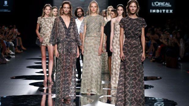 Resultado de imagen para Mercedes-Benz Fashion Week Madrid