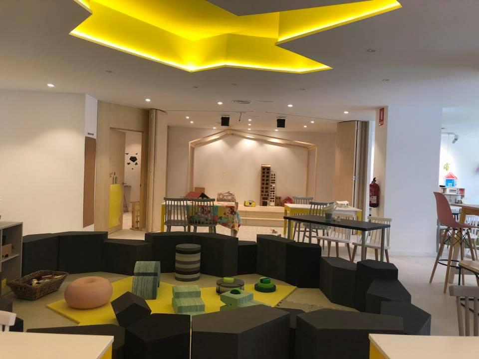 Cafeteria con Zona Infantil 19