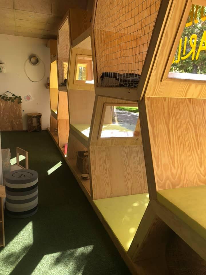 Cafeteria con Zona Infantil 9