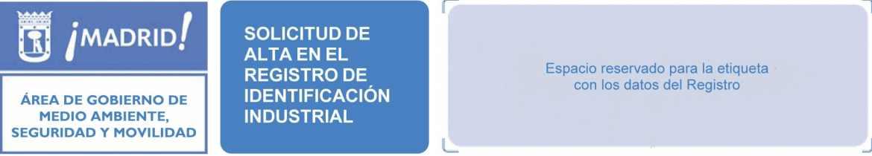 Identificación Industrial, Licencias de Actividad