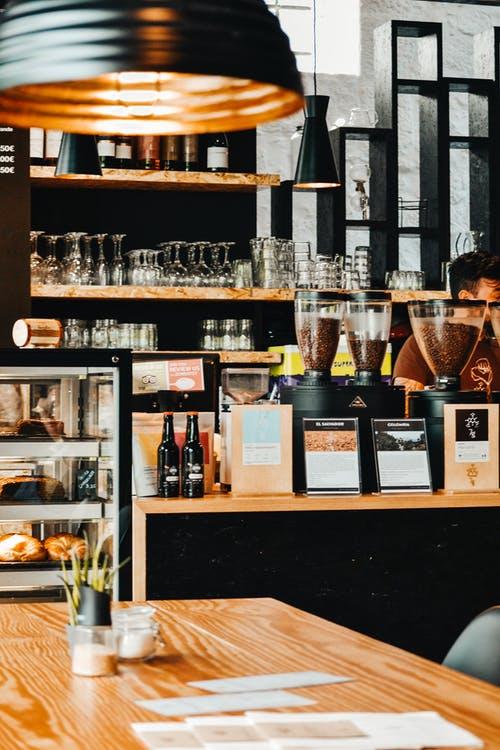 Licencia actividad Bar Cafeteria barra degustacion