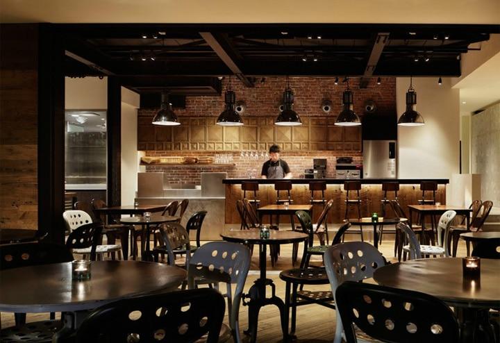 Servicios de interiorismo y decoracion para bares y for Interiorismo restaurantes