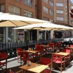 Licencia terraza bar FOTO