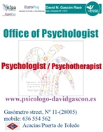 Office of Psychologist